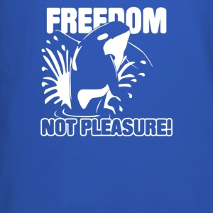 FREEDOM NOT PLEASURE - Crewneck Sweatshirt