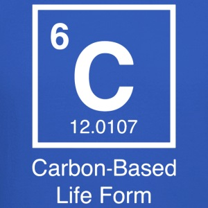Carbon Based Life Form - Crewneck Sweatshirt