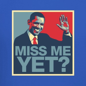 Barack Obama Miss Me Yet Poster Shirt - Crewneck Sweatshirt