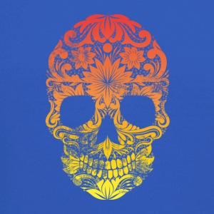 Rainbow Ornamental Skull - Crewneck Sweatshirt