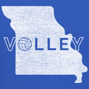 Volleyball Players of Missouri - Crewneck Sweatshirt