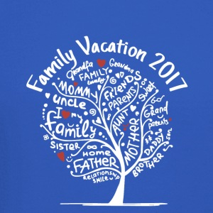 family vacation 2017 - Crewneck Sweatshirt