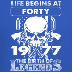Legend 1977 shirt - Crewneck Sweatshirt