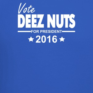 Vote Deez Nuts For President 2016 - Crewneck Sweatshirt