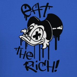 Eat the rich - Crewneck Sweatshirt
