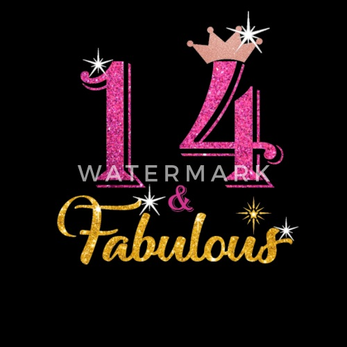 14 Fabulous Queen Shirt 14th Birthday Gifts By ZaloTees