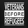 Veterans Before Refugees - Crewneck Sweatshirt