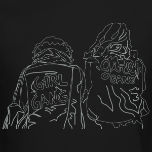 Girl Gang Vancouver Design #2 - Crewneck Sweatshirt