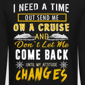 On A Cruise Shirt - Crewneck Sweatshirt