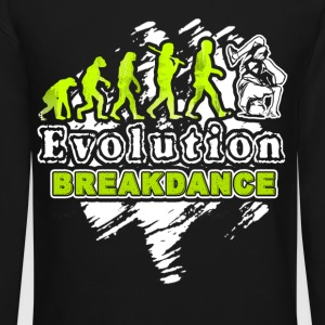 Break Dance Shirt - Break Dance Evolution T Shirt - Crewneck Sweatshirt