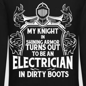 My Knight In Shining Armor T Shirt - Crewneck Sweatshirt
