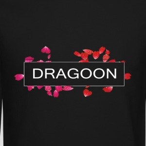 Dragoon Rose Logo - Crewneck Sweatshirt