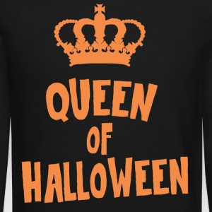 Queen of halloween - Crewneck Sweatshirt
