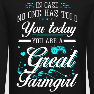 In Case No One Has Told Farm Girl - Crewneck Sweatshirt