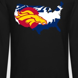 Colorado State Flag - Crewneck Sweatshirt