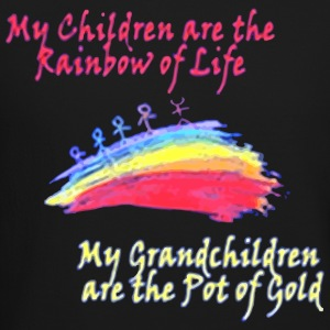 Grandkids are the Pot of Gold - Crewneck Sweatshirt
