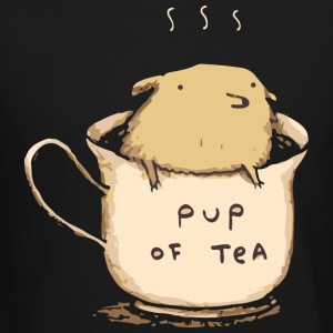 Pup of Tea - Crewneck Sweatshirt