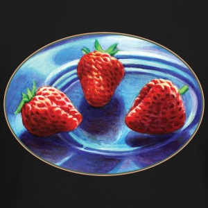 Strawberry Trio - Crewneck Sweatshirt