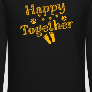 Happy Together Dog - Crewneck Sweatshirt
