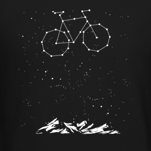 Bike Constellation - Crewneck Sweatshirt