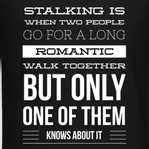 Stalking - Romantic Walk - Crewneck Sweatshirt