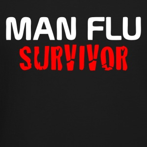 Man Flu Survivor - Crewneck Sweatshirt