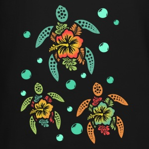Tropical Hawaiian Sea Turtles - Crewneck Sweatshirt