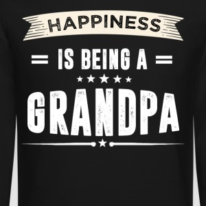 Happiness Is Being A GRANDPA - Crewneck Sweatshirt
