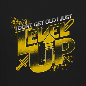 I don't get old I just level up - Crewneck Sweatshirt