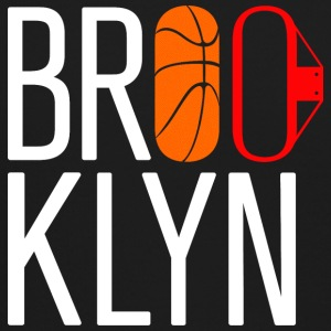 Brooklyn basketball - Crewneck Sweatshirt