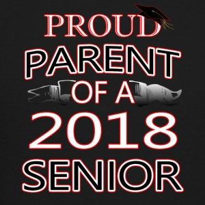 Proud Parent Of A 2018 Senior - Crewneck Sweatshirt
