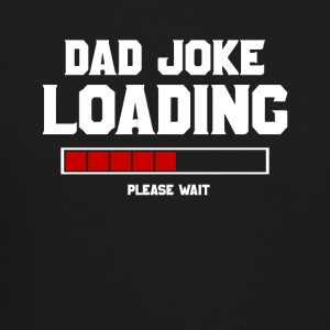 Dad joke loading shirt - Crewneck Sweatshirt