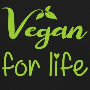 vegan for life - Crewneck Sweatshirt