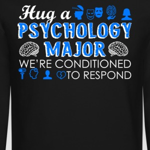 Hug A Psychology Major Shirt - Crewneck Sweatshirt