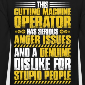 Cutting Machine Operator/Turner/Lathe Operator - Crewneck Sweatshirt