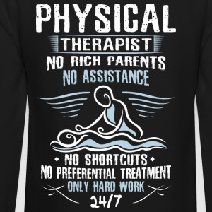 Physical Therapist/Physical Therapy/Physiotherapy - Crewneck Sweatshirt