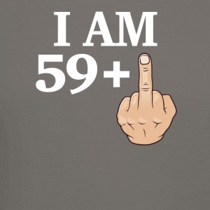 I Am 59 Plus 1 - Crewneck Sweatshirt