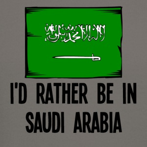I'd Rather Be In Saudi Arabia - Crewneck Sweatshirt