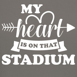 My heart is on that stadium - Crewneck Sweatshirt
