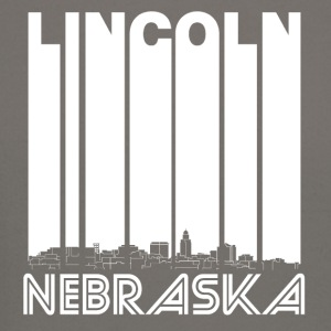 Retro Lincoln Nebraska Skyline - Crewneck Sweatshirt
