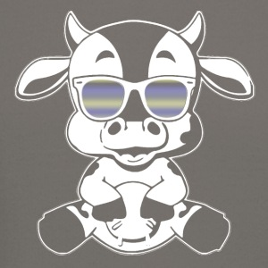 Cow Tee Shirt - Crewneck Sweatshirt