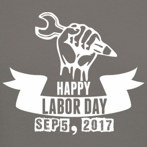 Happy Labor Day Sep 5 2017 - Crewneck Sweatshirt