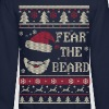 Fear The Beard Christmas - Crewneck Sweatshirt
