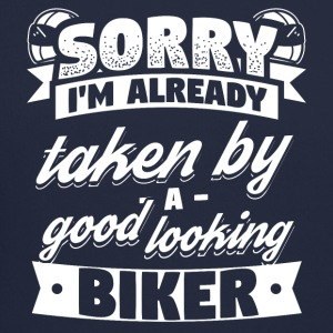 Funny Motorcycle Bike Shirt Already Taken - Crewneck Sweatshirt
