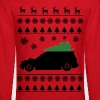 Forester XT Christmas Sweater (Black) - Crewneck Sweatshirt