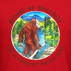 Home of Bigfoot  - Crewneck Sweatshirt
