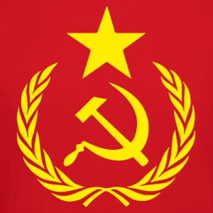 Communist Flag Full Star