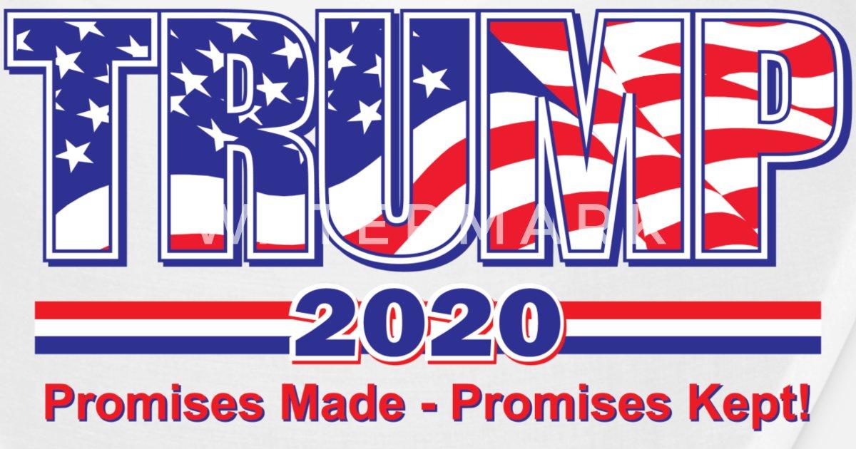 Trump-2020 Bandana   Spreadshirt