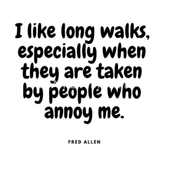 I Like Long Walks Funny Quotes Cool Sayings Humor Bandana Spreadshirt