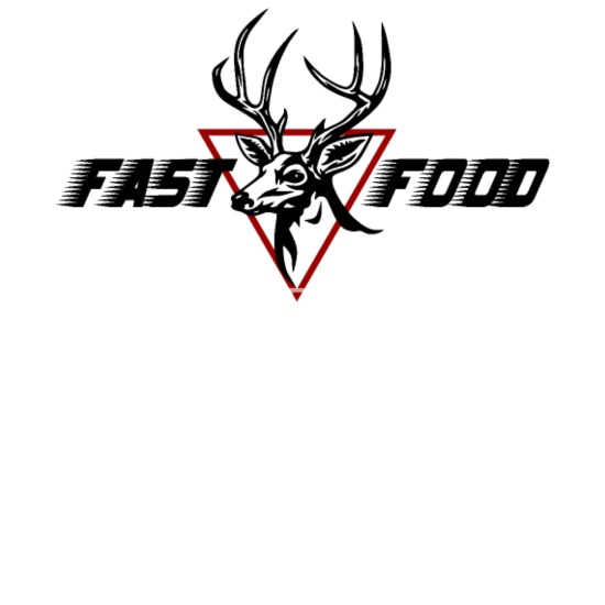 Funny Bow Hunting Gear Fast Food Retro Deer And Bandana Spreadshirt